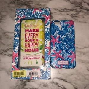 Lilly Pulitzer iPhone case